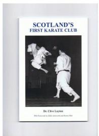SCOTLANDS FIRST KARATE CLUB