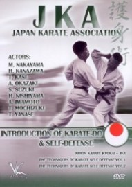 JKA, INTRODUCTION OF KARATE-DO & SELF-DEFENSE