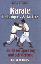 KARATE TECHNIQUES AND TACTICS SKILLS FOR SPARRING AND S/DEF