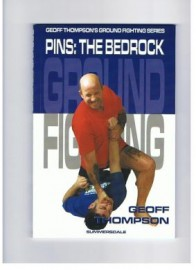 GROUND FIGHTING SERIES, VOL 1, PINS - THE BEDROCK
