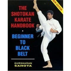 SHOTOKAN KARATE HANDBOOK. Beginner to Black Belt.