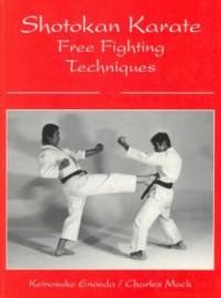 SHOTOKAN KARATE. FREE FIGHTING TECHNIQUES