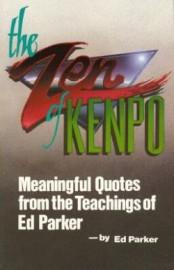THE ZEN OF KENPO