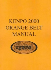 THE KENPO 2000 ORANGE BELT MANUAL