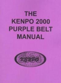 THE KENPO 2000 PURPLE BELT MANUAL