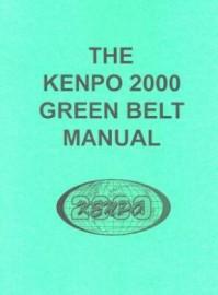 THE KENPO 2000 GREEN BELT MANUAL