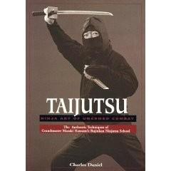 NINJA ART OF UNARMED COMBAT : TAIJUTSU