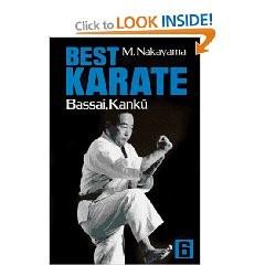 BEST KARATE VOL 6. BASSAI.KANKU DAI