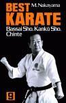 BEST KARATE VOL 9. BASSAI SHO. KANKU SHO. CHINTE