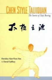 CHEN STYLE TAIJIQUAN.THE SORCE OF TAIJI BOXING