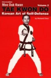 INTERMEDIATE MOO DUK KWAN TAE KWON DO VOLUME 2