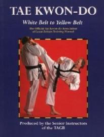 TAE KWON-DO.WHITE BELT TO YELLOW BELT