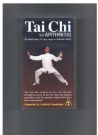 TAI CHI FOR ARTHRITUS