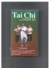 TAI CHI FOR OVER 55
