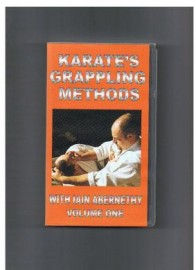 KARATE GRAPPLING METHODS WITH IAIN ABERNETHY. VOL 1