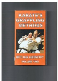 KARATE GRAPPLING METHODS WITH IAIN ABERNETHY. VOL 2