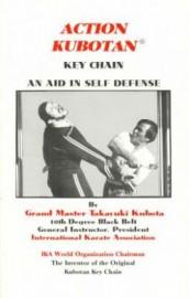 ACTION KUBOTAN KEYCHAIN AN AID IN SELF DEFENSE