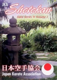 JAPAN KARATE ASSOCIATION, KATA SERIES VOLUME 1