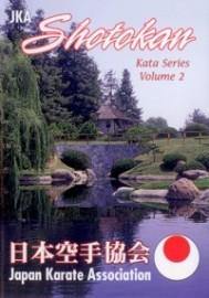 JAPAN KARATE ASSOCIATION, KATA SERIES VOLUME 2