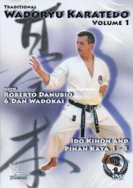 TRADITIONAL WADORYU KARATE DO VOLUME 1