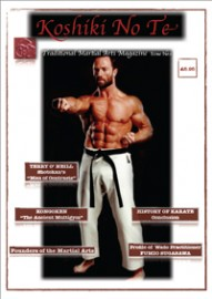 Koshiki No Te -  Traditional Martial Arts Magazine  Issue No 2